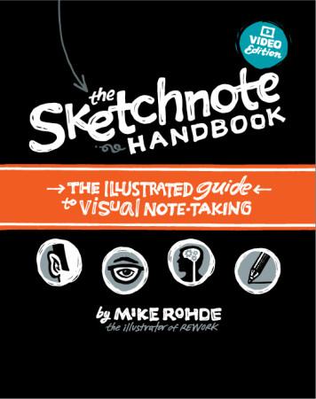 The Sketchnote Handbook - Cover