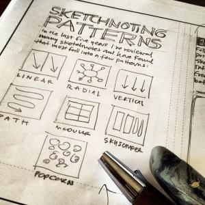 Sketchnote Patterns